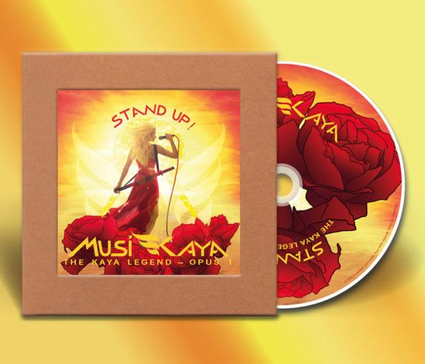 Stand Up, Kaya Opus 1 cd