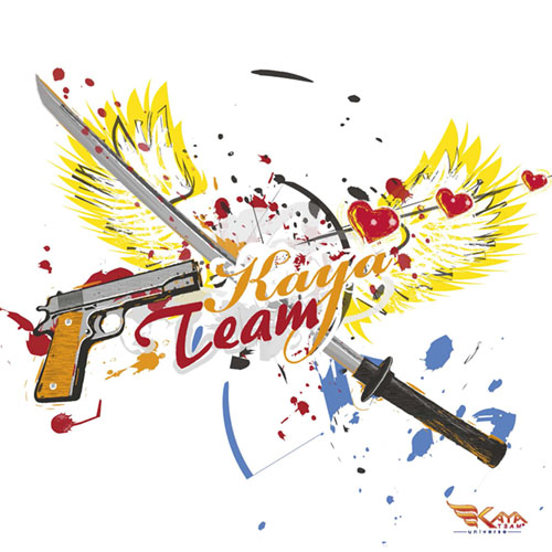 Carte Tatoo Kaya team