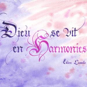 calligraphie Dieu-Harmonies