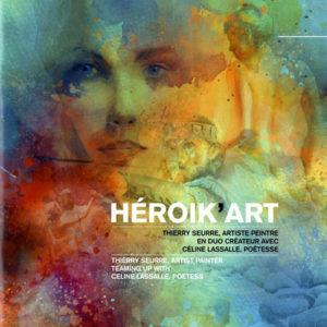 Livret Héroik-Art couverture
