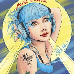 Poster MusiKaya Amber