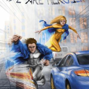 Poster Super Heros