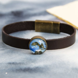 Bracelet aigle royal
