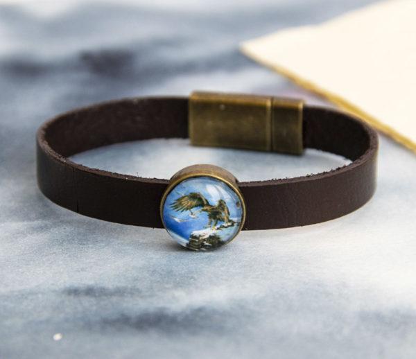 Bracelet aigle royal