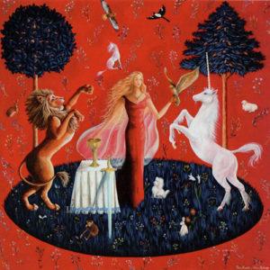 Carte Dame à la Licorne 1