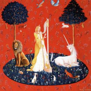 Carte Dame à la Licorne 3