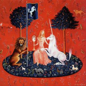 Carte Dame à la Licorne 4