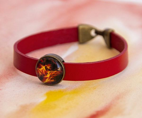 Bracelet Feu