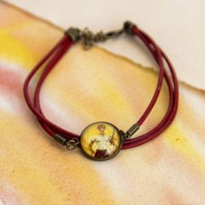 Bracelet cordon Michaël