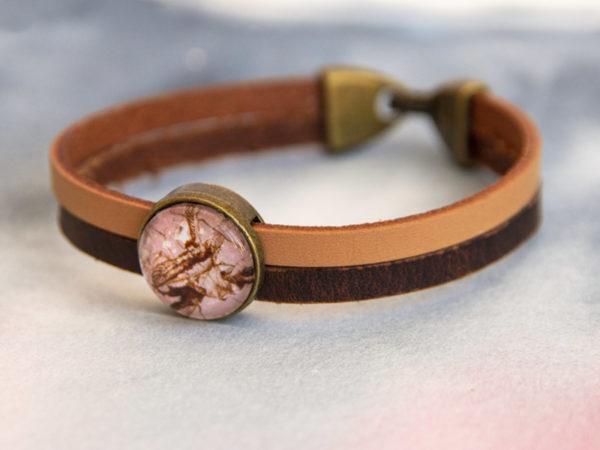 Bracelet double Automne