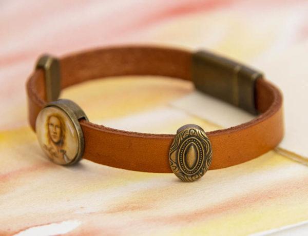 Bracelet et breloque Apollon