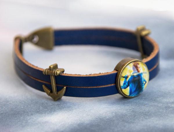 Bracelet et breloque Manikaël